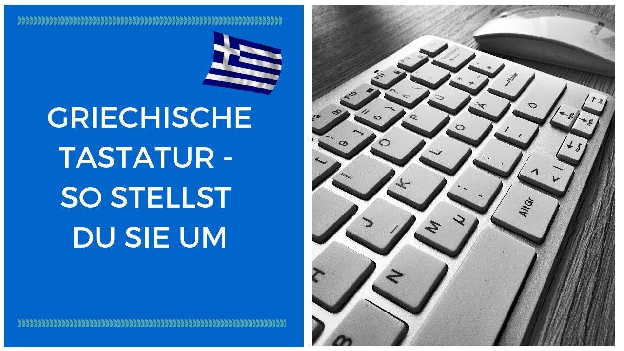 Griechische Tastatur Online