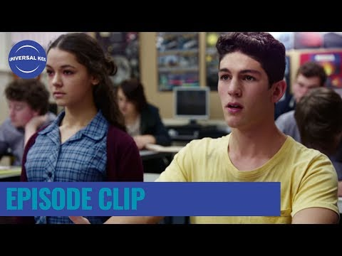 Nowhere Boys: S1 E10, What's Wrong With Sam?  Universal Kids