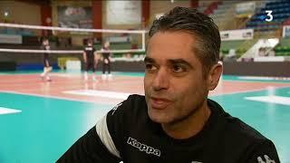 Volley-ball : rencontre avec Zouheir El Graoui à Poitiers