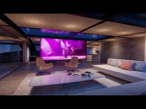 The new BlackCat  luxury catamaran concept 2017