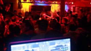 DJ Christin volle kanne im Nachtcafe in Pöttmes im Moospark am 2-3-13