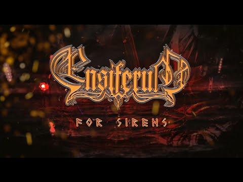Ensiferum - For Sirens (OFFICIAL LYRIC VIDEO)
