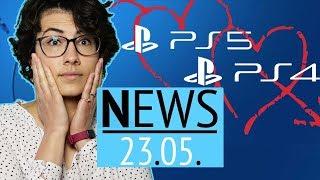 PS5 & PS4: Sony bestätigt Crossplay - Wie ist das möglich? - News