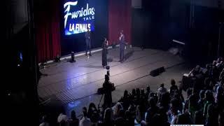 """Esibizione live di """"Bad Liar Imagine Dragons"""" della finalissima di Fuoriclasse Talent Marco Scuderi"""