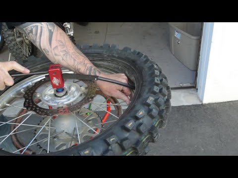 Baja No Pinch Tire Tool Youtube
