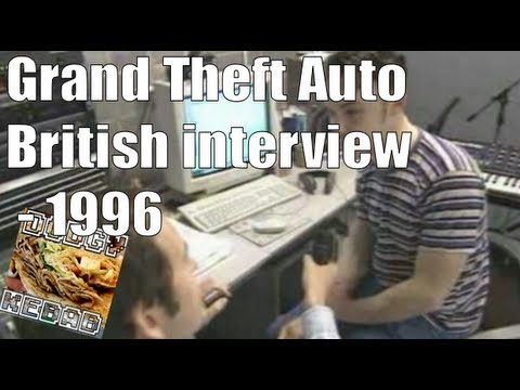 British Interview with DMA Design in 1996 about Grand Theft Auto