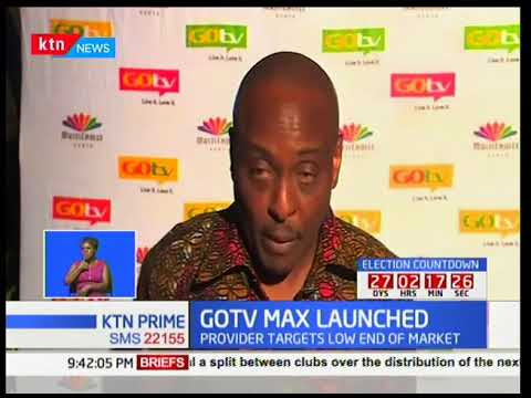 GOTV to introduce a new package called GOTV Max
