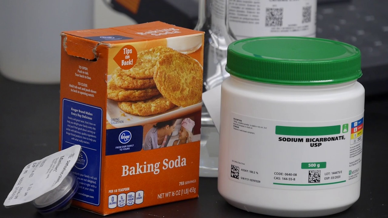 How CU School of Pharmacy is Helping with Sodium Bicarbonate (Baking Soda)  Shortage