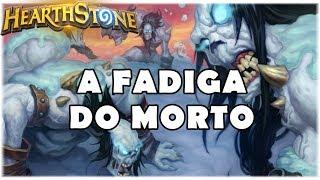 HEARTHSTONE - A FADIGA DO MORTO! (STANDARD CONTROL WARRIOR)