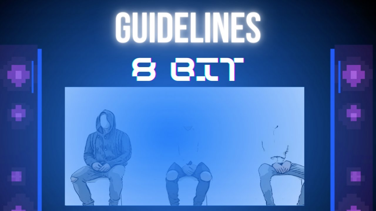 Guidelines 8bit (animated music video)