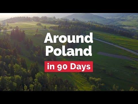 Around Poland in 90 Days...