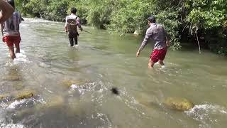 Primitive Technology Fishing in Southeast Asia 2018