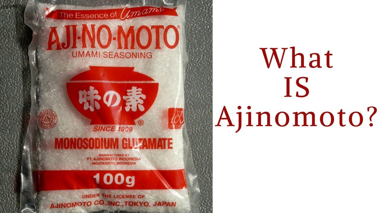 What is Ajinomoto?   Ajinomoto Salt   Ajinomoto Side Effects   What is Ajinomoto Made of - YouTube