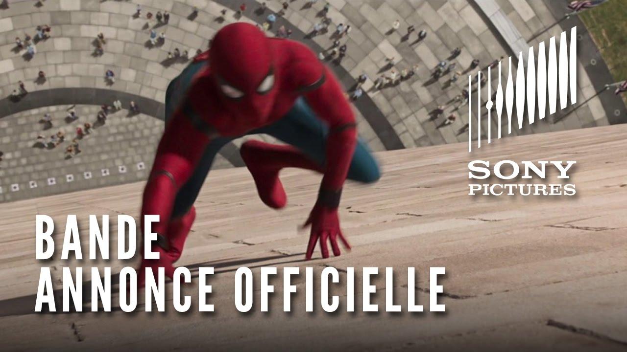 SPIDER-MAN: LES RETROUVAILLES: Bande annonce officielle