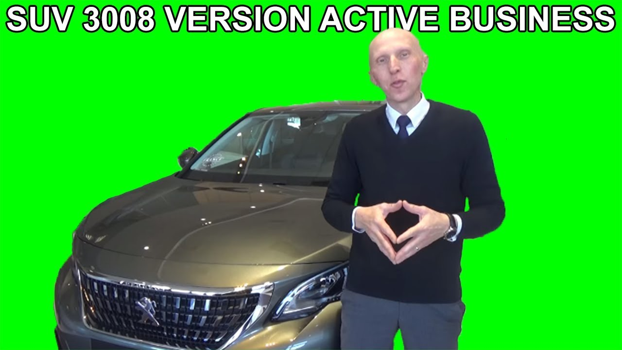 les tutos de berbi suv peugeot 3008 version active business youtube. Black Bedroom Furniture Sets. Home Design Ideas