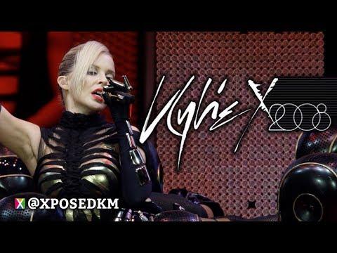 Kylie Minogue - KYLIEX2008 Full Show Audio + Online Video Link in Description