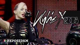 Kylie Minogue - KYLIEX2008 Full Show Audio + Online Video Link in Description