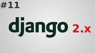 11. Уроки Django 2 - Кастомный CSS (2018)
