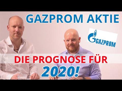Gazprom Aktie - Die Prognose für 2020! | Interview mit Swen Lorenz + Jens Rabe