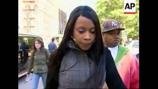 Grammy-nominated rapper Remy Ma convicted of shooting