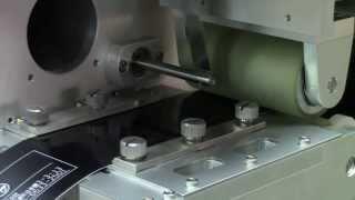 レーザーマーカーでラベル(シール)を作る装置です。ラベル作成に必要な...