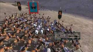 Rome Total War Online Battle #1878: Free-For-All