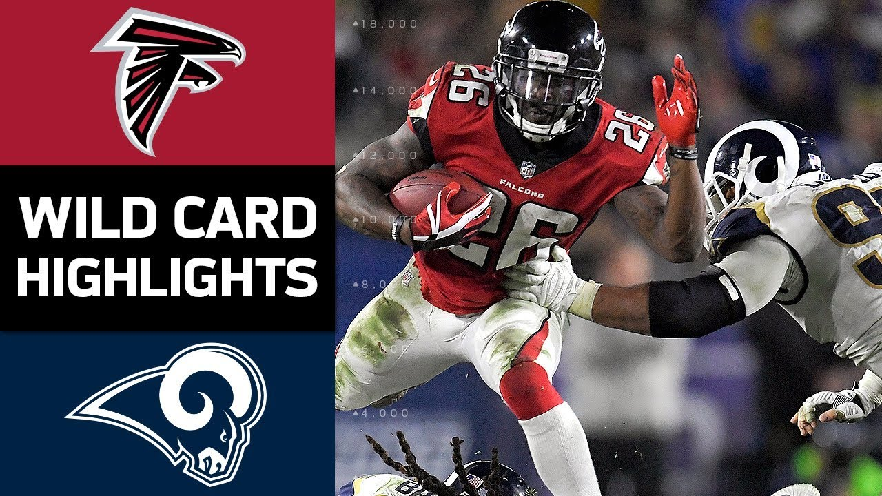 falcons-vs-rams-nfl-wild-card-game-highlights