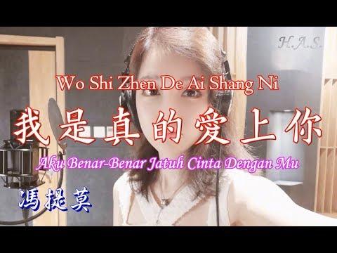 Wo Shi Zhen De Ai Shang Ni 我是真的愛上你 [Aku Benar-Benar Jatuh Cinta Denganmu] Feng Ti Mo