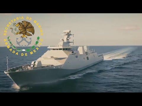 La verdadera Marina Armada de México   2017