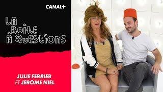 La Boîte à Questions de Julie Ferrier & Jérôme Niel – 19/09/2018