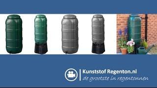 Regenton Harcostar rainsaver | Kunststof regenton.nl