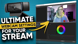 How To IMPROVE Your Webcam Quality: ULTIMATE GUIDE
