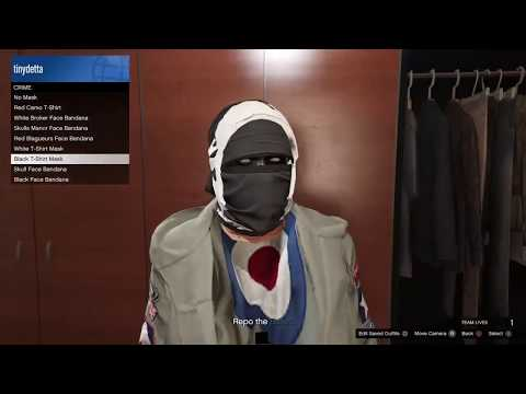 GTA 5 Online - Create Modded Outfit With Invisible Body 1.42 (GTA 5 Online CLOTHING GLITCHES)