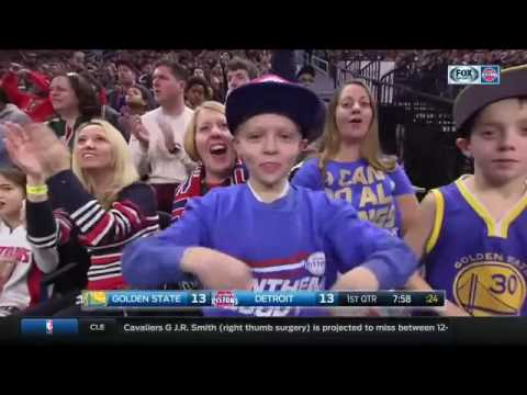 Golden State Warriors VS Detroit Pistons FULL GAME