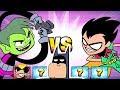 Batman and NO Robin!!! - Teen Titans Go! - Jump Jousts [Cartoon Network Games]