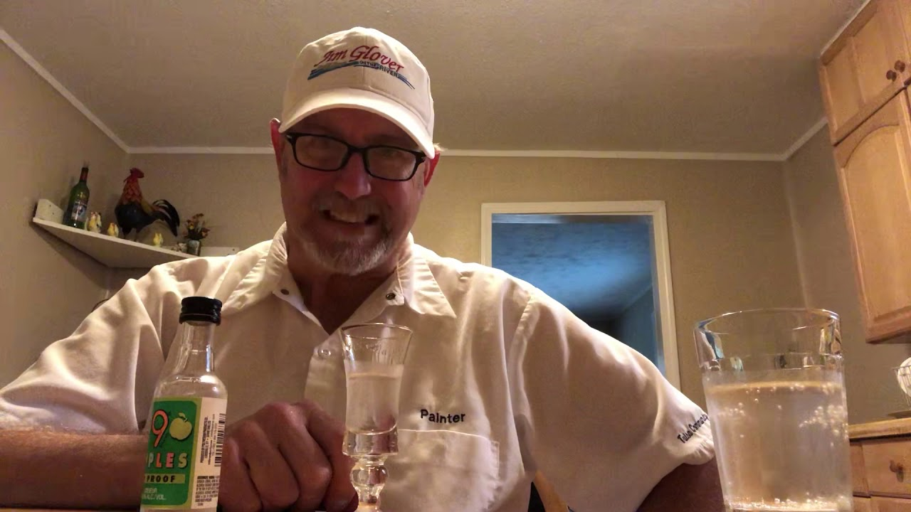 The Beer Review Guy 99 Brand Apples Liqueur 495abv