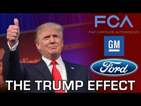 President Trump Is About To Take The Auto Industry On A Wild Ride - Autoline After Hours 355