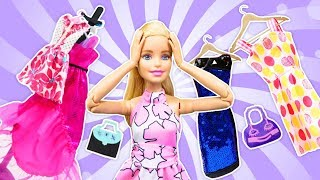 Barbie ile moda oyunları! En güzel kıyafetleri seçiyoruz! Seçkin Barbie oyunları!