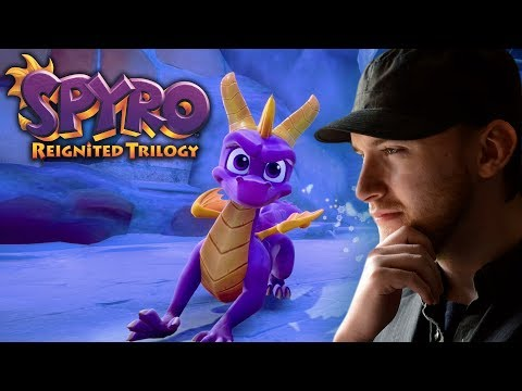 Spyro Reignited Trilogy [Critical Review] | The Unusual Suspect