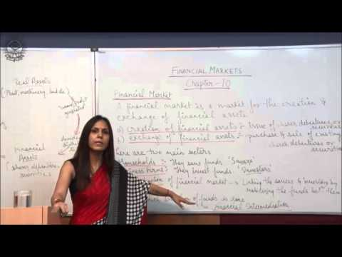 Introduction of Financial Market Class XII Bussiness Studies by Dr  Heena Rana
