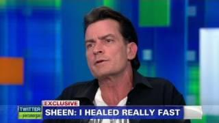 February: Sheen not ashamed of mistakes thumbnail