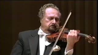 Chausson - Poème Op.25 Aaron Rosand / Hugh Sung
