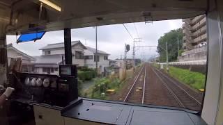名鉄2018普通伊奈行き582レ【新安城~名電山中】