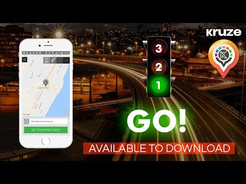 Kruze Taxi App Durban - Download On IOS And Android