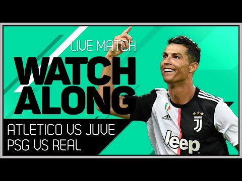 PSG vs Real Madrid | Atletico vs Juventus With Mark Goldbridge