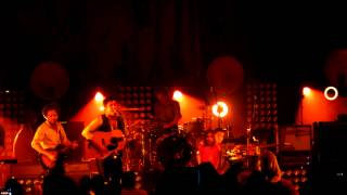 Mumford & Sons ft. Dawes - Awake My Soul [HD] (8/16/12)