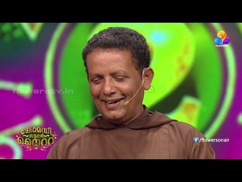 Comedy Super Nite - 2 with Fr. Joseph Puthenpurackal | Fr. ജോസഫ് പുത്തൻപുരക്കൽ  │Flowers│CSN# 59