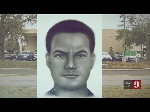 Video: Sketch released of man who attacked woman at Valencia College, deputies say