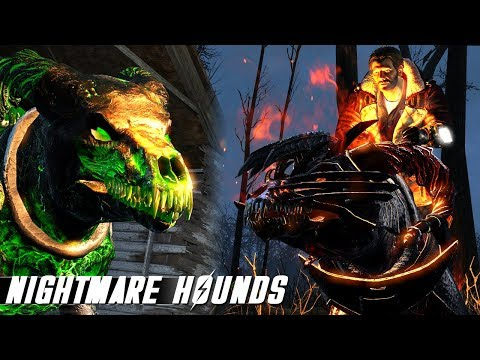 Fallout 4 Mods Weekly - Nightmare Hounds!