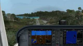 FSX Caribbean Flights